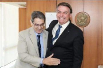 PTB apresenta proposta de filiação a Bolsonaro com promessa de cargos