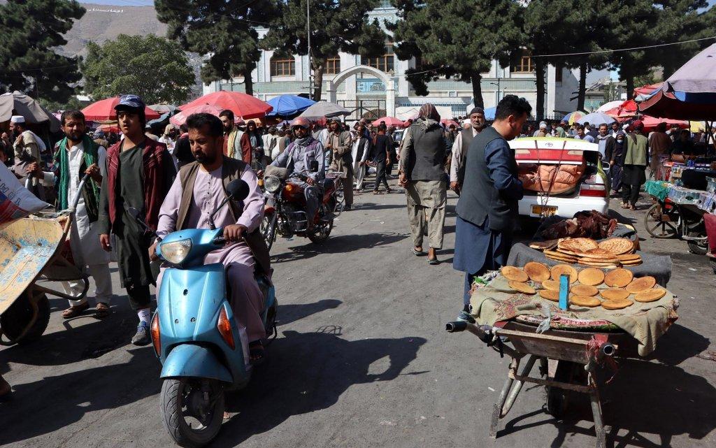 8a57537186fa8e63dd184cbdd99c270f2059c0d9w 1024x641 1 - Protesto de afegãs é reprimido com violência pelo Talibã neste sábado (05)