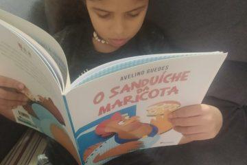 A pequena Isabella Barreto 6 sempre gostou de ouvir as historias e criar as suas proprias narrativas Foto de divulgacao Acervo Pessoal 360x240 - Concurso literário Dia da Criança Autora encerra inscrições em 25/09