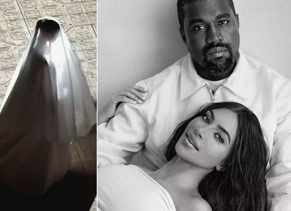 AAO1dWj - Em música de seu novo disco, Kanye West admite que traiu Kim Kardashian