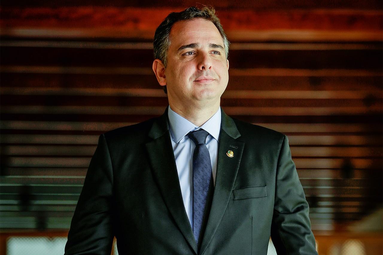 ABRE RODRIGO PACHECO 2021 002.JPG - Pacheco devolve MP de Bolsonaro que limita remoção de conteúdo nas redes sociais