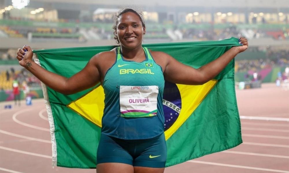 ANDRESSA OLIVEIRA DE MORAES - ELAS BRILHAM NO ESPORTE! Atletas paraibanas dão show de talento e beleza; conheça as mais bonitas