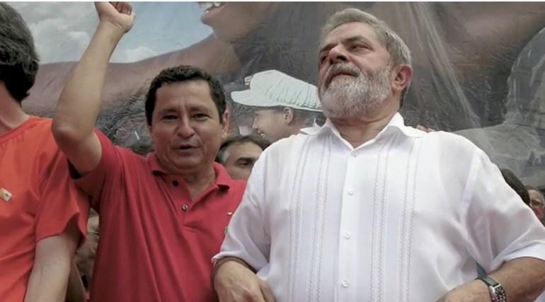 """Anisio Lula - Na """"berlinda"""", no PT, Anísio coordenou campanhas de Lula na Paraíba"""