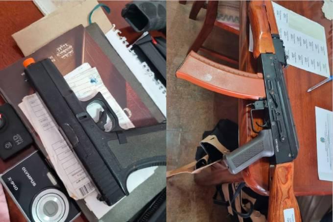 Armas jovem islamico - ATAQUE TERRORISTA: Polícia prende professor de música por planejar atentado; jovem tinha treinamento para manusear armamento pesado