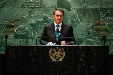 "Bolsonaro protagoniza ""vexame internacional"" no plenário da ONU"