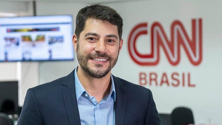 CNN Brasil - Evaristo Costa é demitido da CNN Brasil após voltar das férias