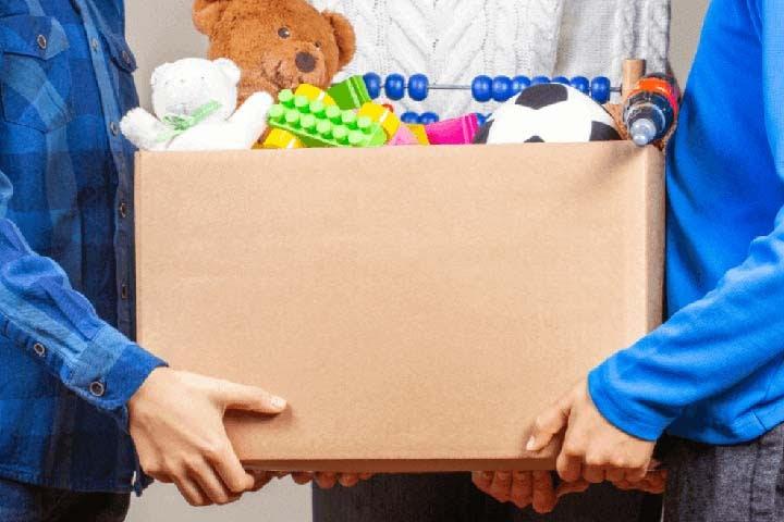 Campanha arrecadacao briquedos - Campanha lançada pelo Creci-PB arrecada brinquedos para crianças carentes