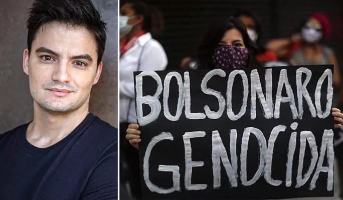 "Captura de tela 2021 09 03 104055 - ""Bolsonaro será preso após deixar o poder"", diz Felipe Neto"