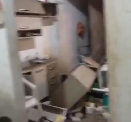 Captura de tela 2021 09 08 113415 - População invade casa do suspeito de matar criança de 11 anos em João Pessoa - VEJA VÍDEO