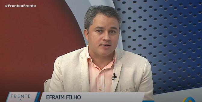 """Captura de tela 2021 09 13 221829 - Efraim se posiciona contra o impeachment de Bolsonaro e acredita em uma terceira via para 2022: """"Não pode subestimar a inteligência do povo brasileiro"""""""
