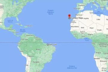 Captura de tela 2021 09 16 124146 360x240 - 'CUMBRE VIEJA': Vulcão capaz de gerar tsunami no litoral da Paraíbaentra em alerta amarelo de erupção; entenda