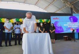 No Dia Nacional de Luta da Pessoa com Deficiência, Cícero Lucena lança Programa Educador Social Voluntário