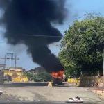 Captura de tela 2021 09 25 143040 150x150 - PERIGO! Lancha pega fogo na praia do Jacaré, em Cabedelo - VEJA VÍDEO