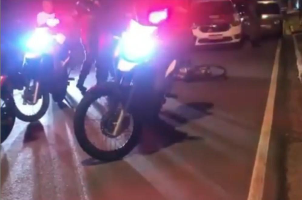Capturar 14 - Adolescente e artista de rua são assassinados na região central de JP, na noite deste sábado