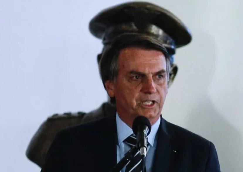 Capturar 2 - LEI DE SEGURANÇA NACIONAL: Bolsonaro veta aumento de pena a militar que cometer crime contra o Estado