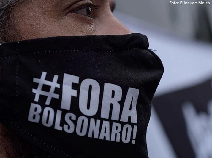 """Capturar 47 - """"Você samba de que lado?? De que lado você samba??"""" - Atos do """"Fora Bolsonararo"""" - Por Marcos Thomaz"""