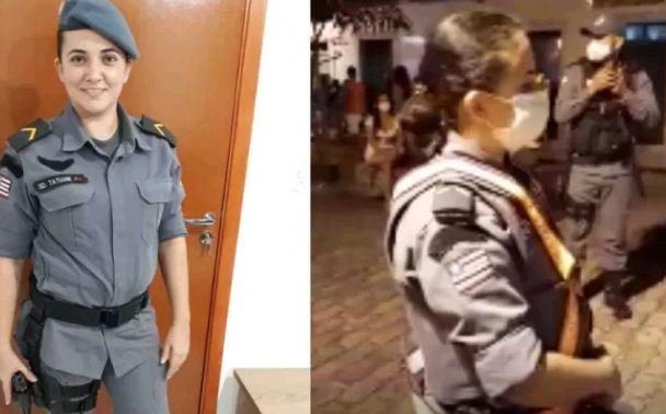 Capturar 61 - Policial presa por amamentar denunciou assédio sexual e cogita deixar a PM