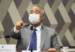"""GESTÃO BOLSONARO: Relator Renan Calheiros diz que Luciano Hang será indiciado """"por vários crimes"""""""