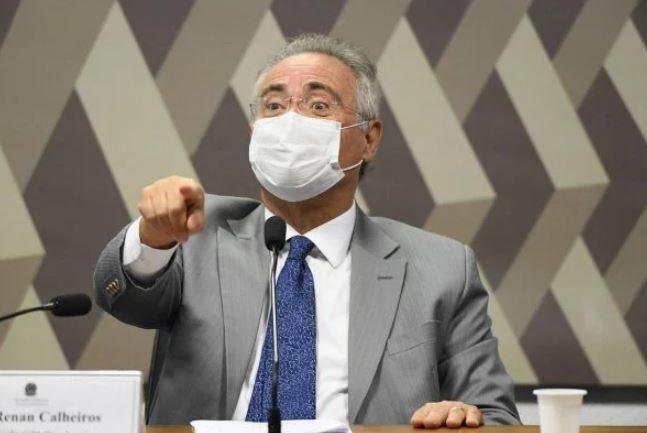 """Capturar 75 - GESTÃO BOLSONARO: Relator Renan Calheiros diz que Luciano Hang será indiciado """"por vários crimes"""""""