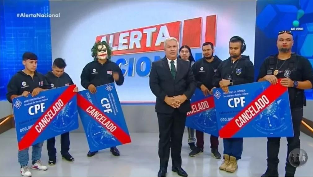 Capturar 8 - Sikêra debocha de greve de profissionais da Rede Tv e diz que grevistas podem perder o emprego