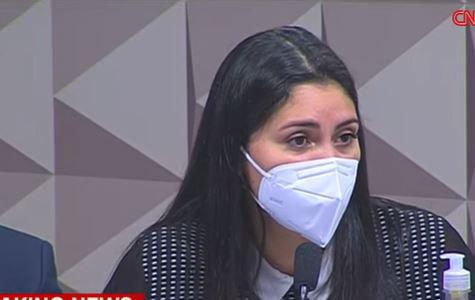 Capturar.JPGSSS 1 - CPI DA COVID: 'Pacientes não sabiam que seriam feitos de cobaia', diz advogada - VEJA VÍDEO