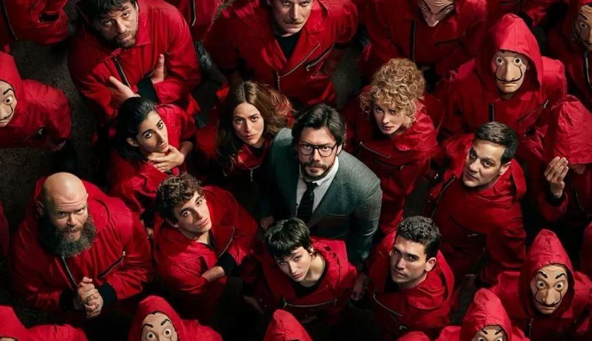 Capturar.JPGhh  - 'Sensação de luto': elenco crê em fãs chorando com fim de La Casa de Papel