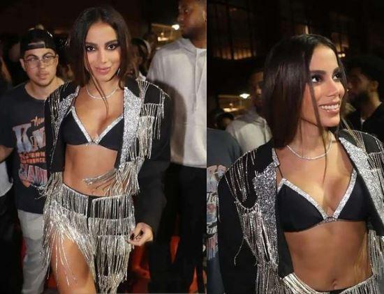 Capturar.JPGkk  2 - Anitta se surpreende com a própria aparência após deixar festa de Rihanna - VEJA VÍDEO