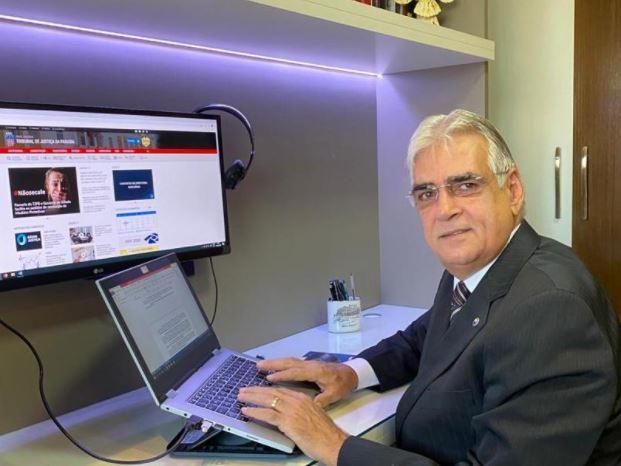 Capturar.JPGkkk - Decano entre os juízes da Paraíba, magistrado de Campina Grande é escolhido suplente do TRE-PB