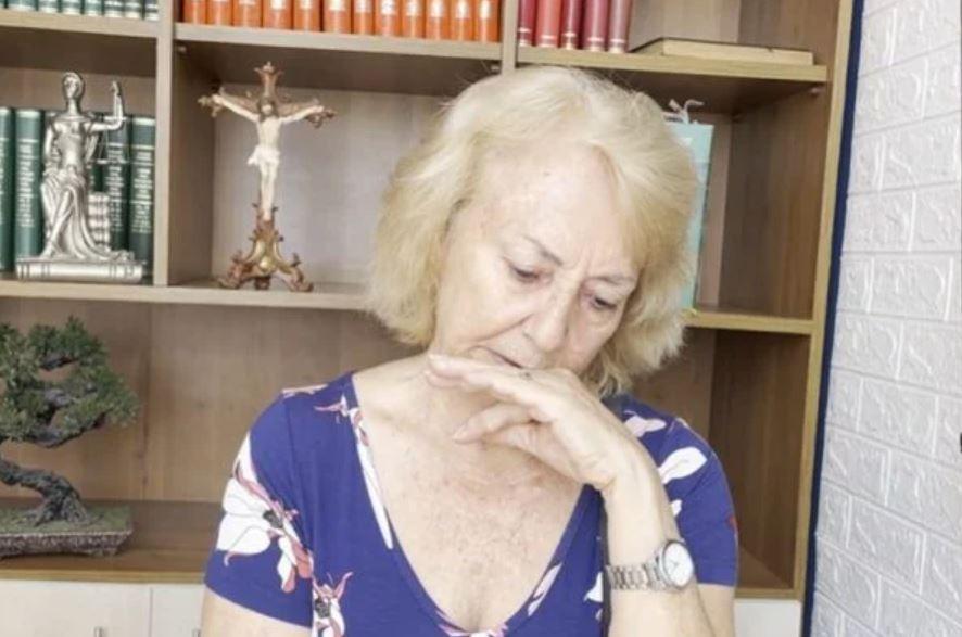 """Capturar.JPGool - Mãe de servidor do Banco Central sobre mulher que o dopava: """"Vai sugá-lo até a morte"""" - VEJA VÍDEO"""