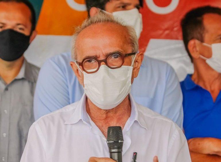 """Cicero Lucena e1632832434976 - Cícero: """"jogo de cintura"""" ao reconhecer as ações do governo Bolsonaro"""