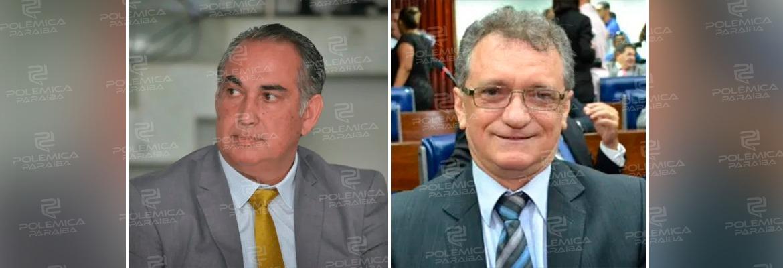 Claudio Regis - Mudanças: Galego Souza retorna ao mandato e Cláudio Régis deixa ALPB