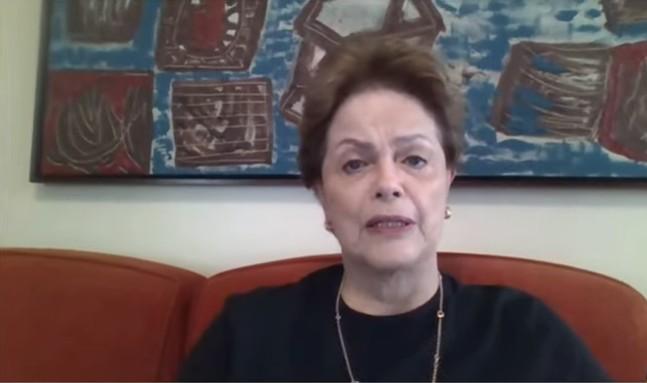 DILMA ROUSSEFF - Em ato de filiação, Dilma diz que Márcia Lucena é alvo de 'injustiça' e elogia Ricardo Coutinho: 'uma referência'