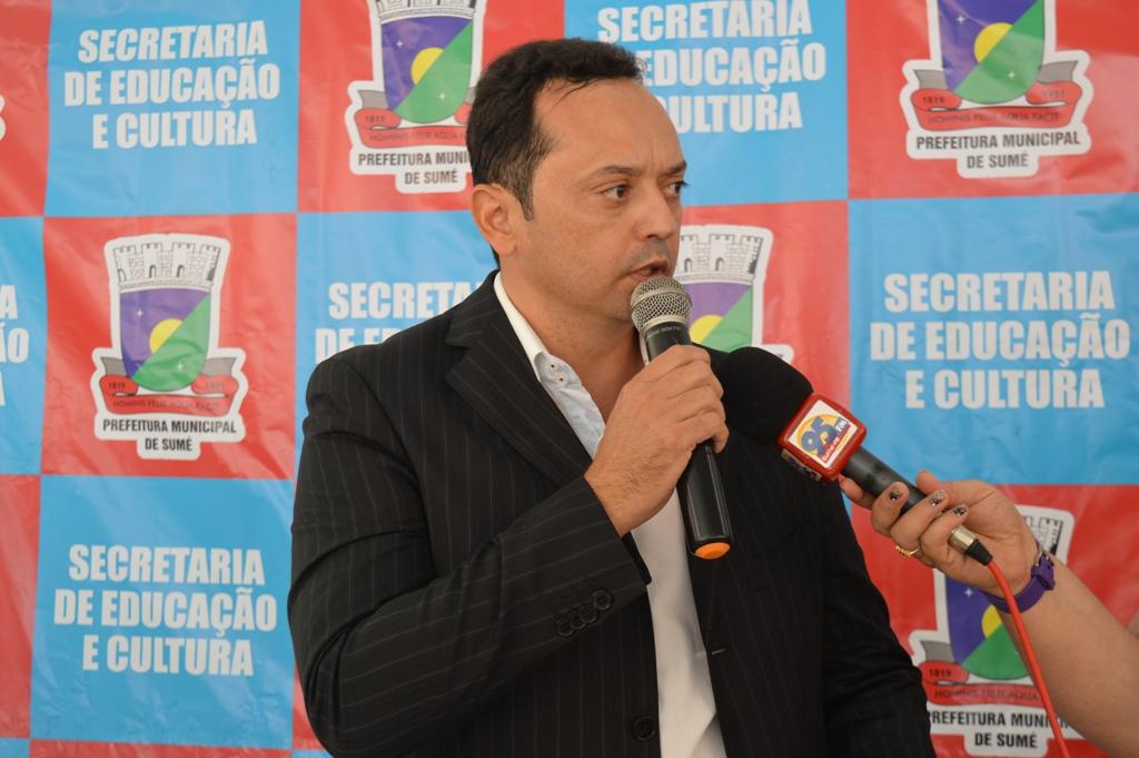 DSC 0380 1 - Tribunal de Justiça da Paraíba recebe denúncia contra prefeito de Sumé