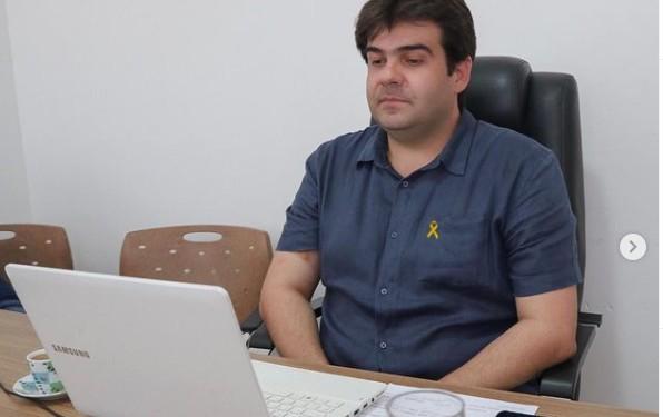 """EDUARDO 596x375 1 - Eduardo Carneiro convoca paraibanos para também conhecer belezas naturais da Paraíba: """"Nosso estado é um verdadeiro paraíso"""""""