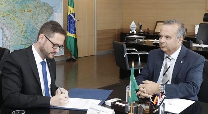 EVALDO E ROGERIO MARINHO - Com PSDB na oposição, cunhado de Pedro Cunha Lima pede exoneração da Sudene: 'foi um grande desafio'