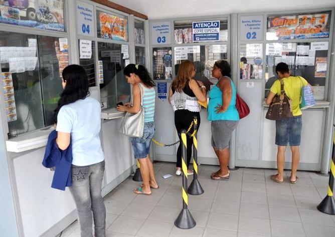 FOTO Casa Lotrica OK - Pagamento de IPVA de placa final 9 com desconto de 10% encerra nesta quinta-feira (30)