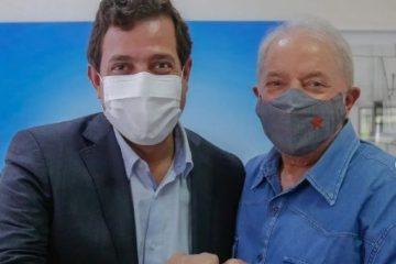 GERVASIO MAIA E LUA 360x240 - Gervásio se reúne com Lula e defende apoio do PSB ao petista em 2022: 'partidos irmãos'