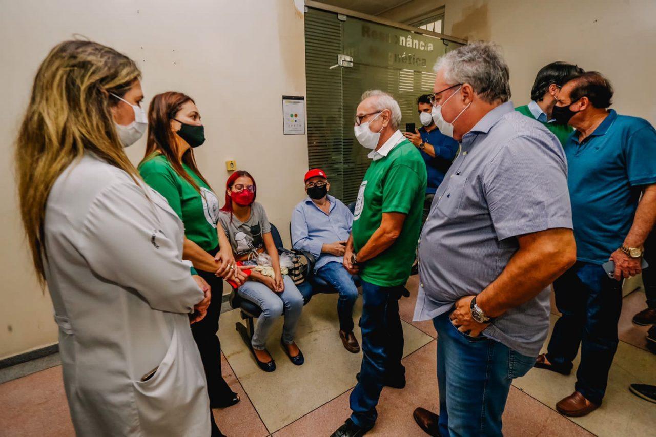 IMG 20210927 WA0044 scaled - Mutirão vai zerar fila de colonoscopias no Município a partir desta segunda-feira