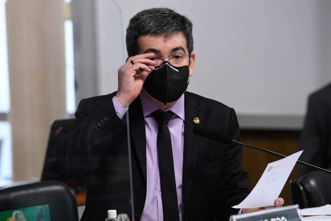 Jefferson Rudy Agencia Senado 1 - Senador Randolfe Rodrigues aciona STF contra Jair Bolsonaro