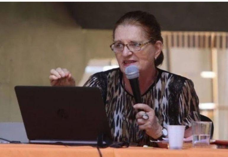 Lourdes Bandeira - Repercute na Paraíba morte da professora Lourdes Bandeira em Brasília