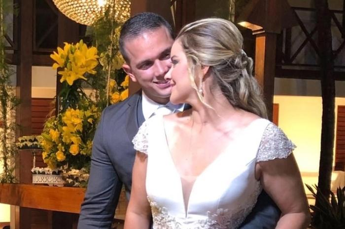 Lucas Ramon e a esposa Elza Goncalves - Militar paraibano teve morte encomendada por empresário amazonense após descoberta de traição da esposa; confira detalhes da investigação