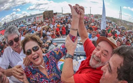 Lula Dilma e Ricardo Coutinho - Evento virtual: filiação de Ricardo Coutinho ao PT deve contar com participação de Lula e Dilma