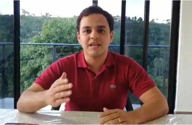 """MATHEYS BEZERRA - """"Tentam fazer um jogo de cena político"""", diz prefeito de Bananeiras após denuncia de omissão em obra no complexo de Piscicultura"""