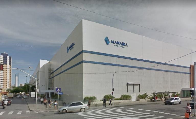 Manaira Shopping Foto Google Street View - PONTOS DA PAIXÃO: motéis, restaurantes ou locais turísticos; conheça os melhores lugares de JP para um encontro romântico