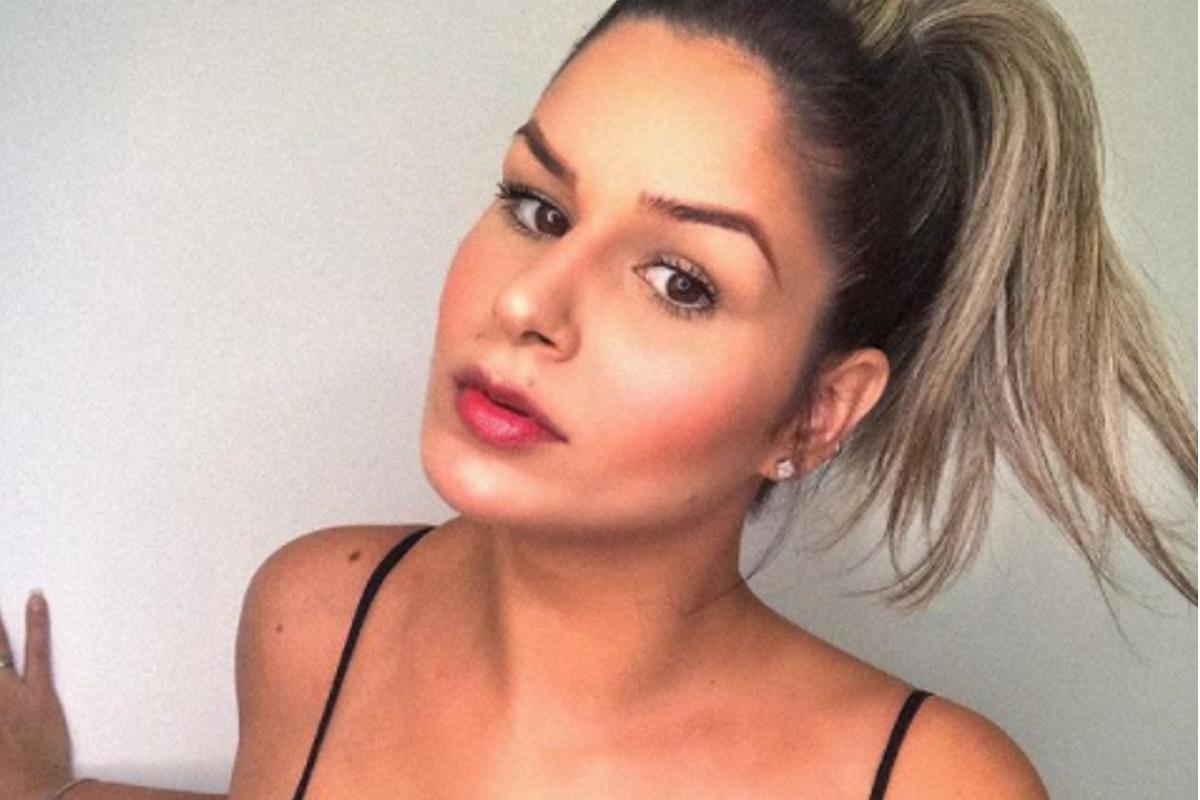 """Pamella Holanda de cabelo preso - Defesa de DJ Ivis se pronuncia, após ex-mulher do paraibano afirmar que não recebe pensão: """"Segue cumprindo as determinações"""""""