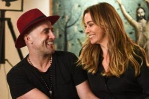 Paulo Gustavo e Monica Martelli 600x400 1 300x200 - Mônica Martelli revela que não consegue assistir aos filmes que fez com Paulo Gustavo