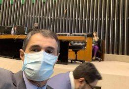 Romero vai a Brasília para evento do PSD e 'mata saudade da Câmara'