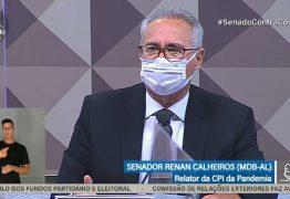 """BATE-BOCA: Renan chama Hang de """"bobo da corte"""", Flávio Bolsonaro sai em defesa do empresário e chama senador de """"palhaço"""""""