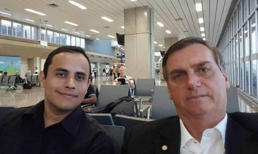 Reproducao Redes Sociais 1024x615 1 - Filipe Martins chama paraibano assessor de Bolsonaro de 'membro original' do gabinete do ódio