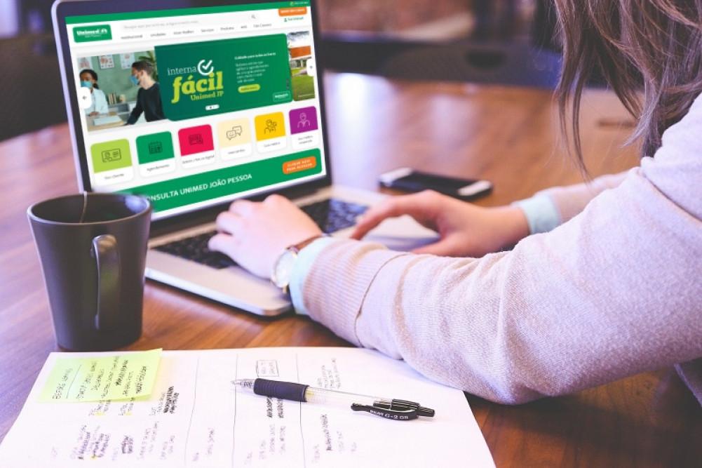 Resultado de exames internet - Empresas de saúde investem em soluções digitais para facilitar dia a dia dos clientes